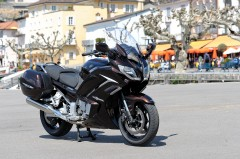 yamaha,fjr 1300,automatique,bmw r 1200 rt,honda paneuropean,triumph trophy